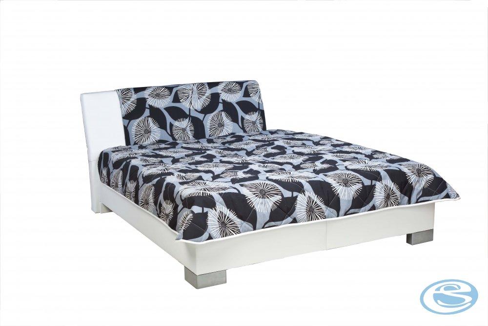 Elegantní postel Leontýna 180x200 - PROKOND