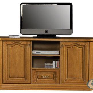 TV stolek typ B se zásuvkou Kinga masiv - PYKA