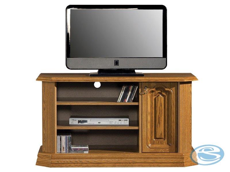 TV stolek typ C Kinga masiv - PYKA