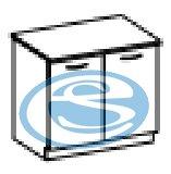 Eko dolní skříňka 60D - FALCO