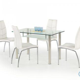 Skleněný jídelní stůl Olivier - HALMAR