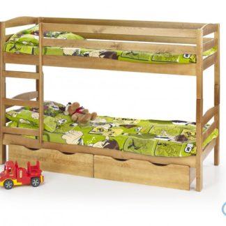 Dětská postel Sam olše - HALMAR