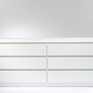 Bílá komoda Naia 71072 - TVI