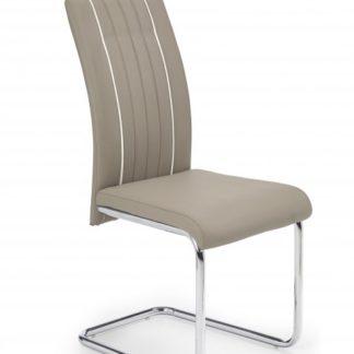 Jídelní židle K193 béžová - HALMAR