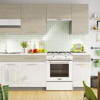 Kuchyně Mia 240 picard/bílý lesk - FALCO