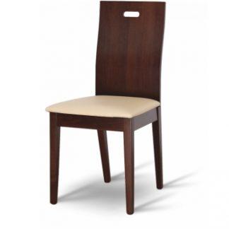 Jídelní židle Abril ořech - TempoKondela