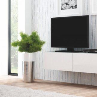 TV stolek Livo RTV-160W bílý - HALMAR