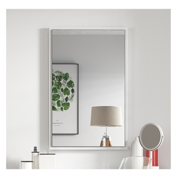 Zrcadlo Violet bílé - TempoKondela