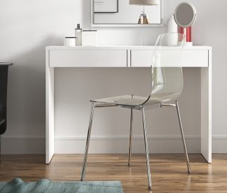 Toaletní stolek Violet bílý - TempoKondela