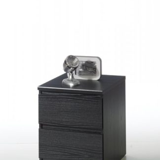 Noční stolek Naia 70291 černá struktura - TVI