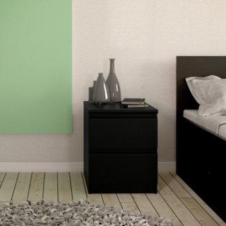 Noční stolek Naia 71069 černý mat - TVI
