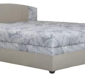 Čalouněná postel Kappa Serena 1 Milano 160x200 - BLANAŘ