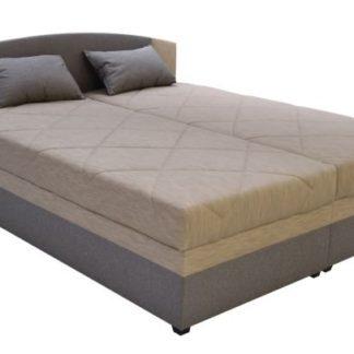 Čalouněná postel Kappa Tribeca Beige 180x200 - BLANAŘ