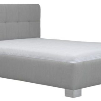Čalouněná postel Kelly 90x200 Bravo 11 - BLANAŘ