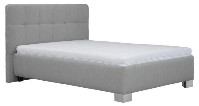 Čalouněná postel Kelly 120x200 Bravo 11 - BLANAŘ