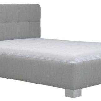 Čalouněná postel Kelly 140x200 Bravo 11 - BLANAŘ