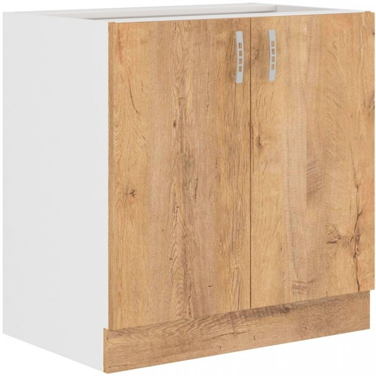 Sára dolní skříňka 80D dub lefkas - FALCO