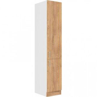 Sára potravinová skříň 40DK dub lefkas - FALCO