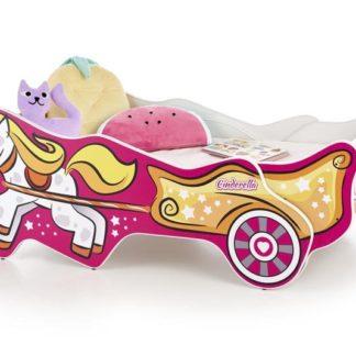 Dětská postel Cinderella - HALMAR