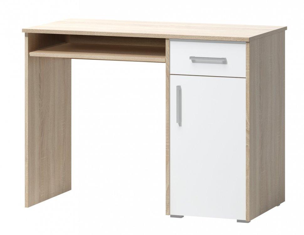 Psací stůl Arta 15 dub sonoma/bílá - FALCO