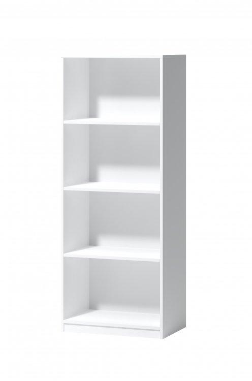Knihovna Arta 09 bílá - FALCO