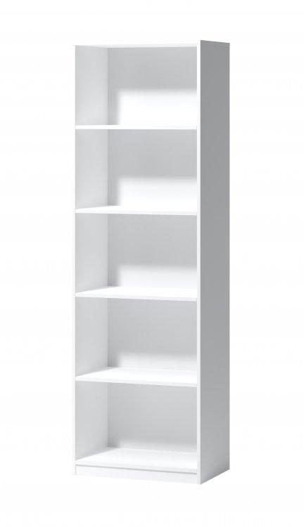 Knihovna Arta 10 bílá - FALCO