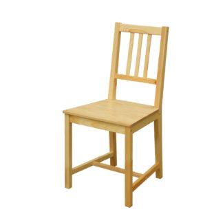 Židle Stela 869, masiv smrk