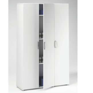 COOBI, skříň 3D, bílá