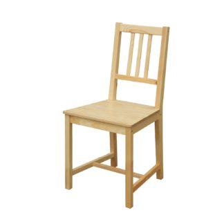 Židle Stela S769-I, masiv smrk