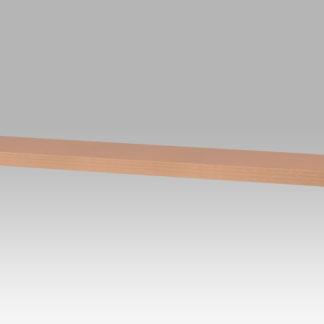 Nástěnná polička P-002 BUK, 120cm, barva buk