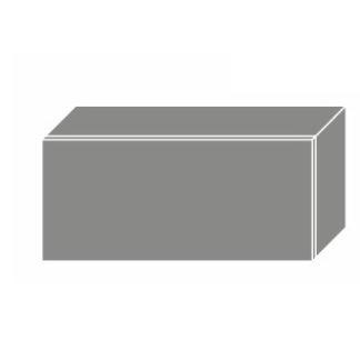 EMPORIUM, skříňka horní W4b 80, korpus: grey, barva: grey stone