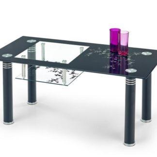 Konferenční stolek MONROE, černý