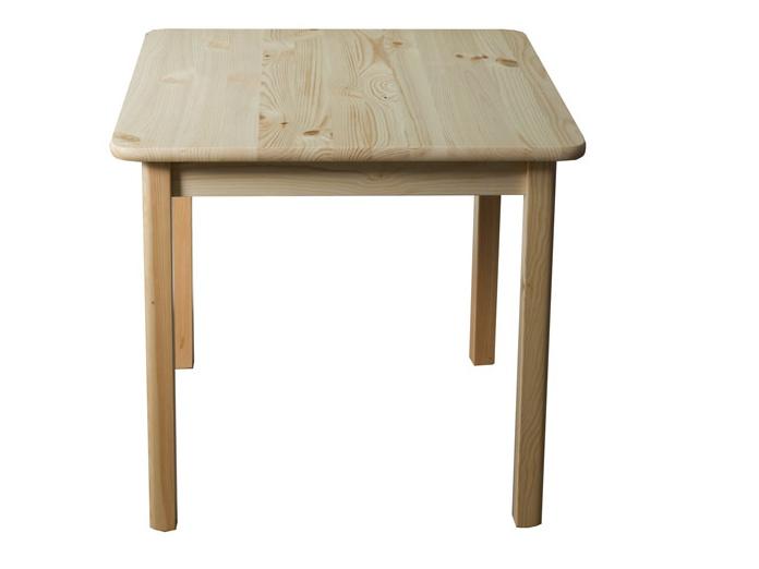 Stůl 100 x 100 cm nr.2, masiv borovice