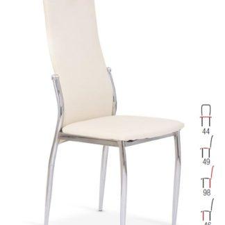 Židle K-3, vanilka