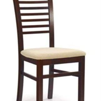 Jídelní židle GERARD 6, ořech tmavý