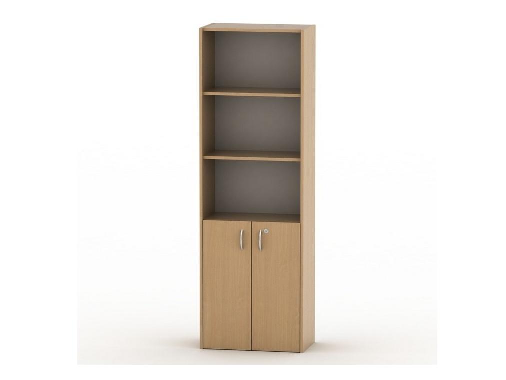 TEMPO AS NEW 002 skříňka + zámek, buk