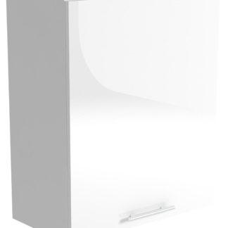 Horní skříňka VENTO G-60/72, dvířka: béžový lesk