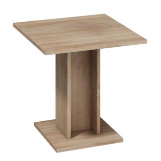 BOND, stůl malý, dub sonoma světlý