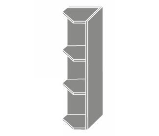 EMPORIUM, horní roh W7 30, bílý