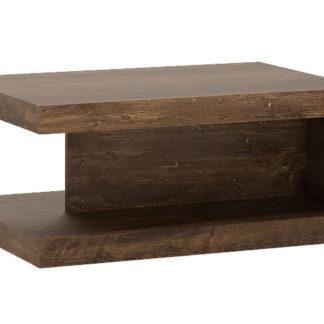 Konferenční stolek SICILY, hidalgo/černý lesk