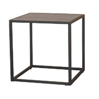 JAKIM 1 odkládací stolek, dub/černá