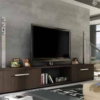 Televizní stolek MOLTON RTV, choco