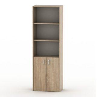 TEMPO AS NEW 002 skříňka + zámek, dub sonoma