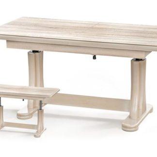 Konferenční stolek TYMON, dub sonoma