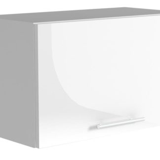 Horní skříňka VENTO GO-60/36, dvířka: sv.šedý lesk
