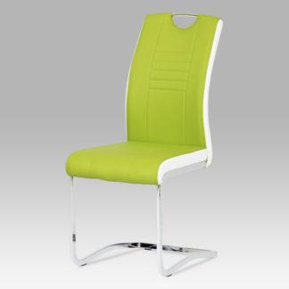 Jídelní židle DCL-406 LIM, limetka
