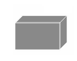 SILVER+, skříňka horní W4b 60, korpus: bílý, barva: latte