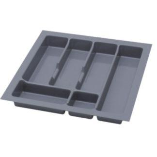 Plastový pořadač na příbory do zásuvek SMARTBOX 50 cm