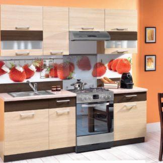 Kuchyně MODENA 160/220 cm, rijeka světlá