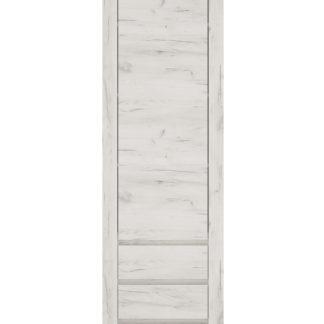 ANGEL, skříňka 1D3S, dub bílý